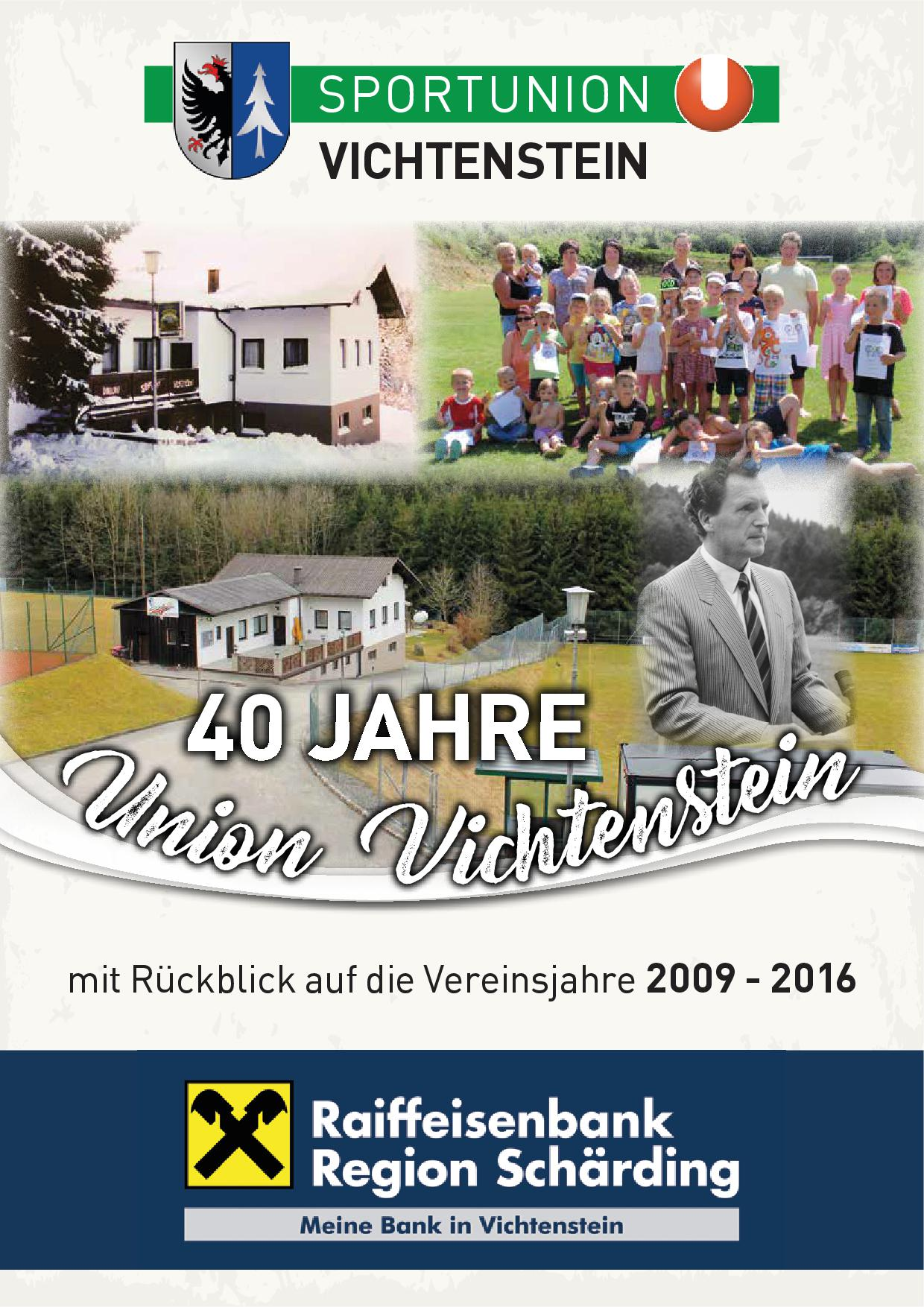 Titelblatt Vichtensteiner Union Post 201701